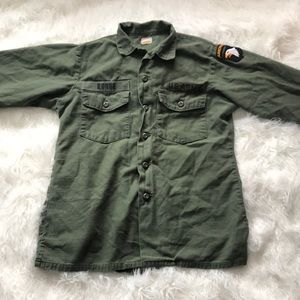 VTG SCREAMING EAGLES 101ST AIRBORNE ARMY TOP